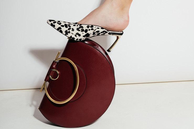 Уверенной походкой: броские туфли исумки Weddy Vichi