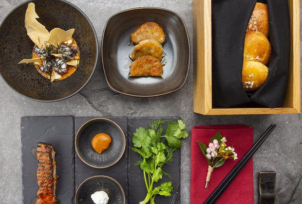 Ресторан Sintoho меняет представление обазиатской кухне вПетербурге