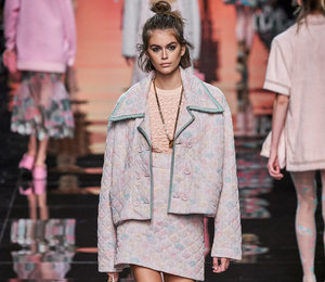 Неделя моды вМилане: миловидное ретро напоказе Fendi весна-лето 2020