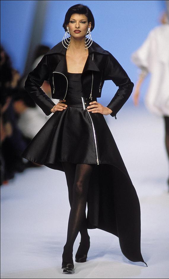 фото знаменитых моделей Линда Евангелиста