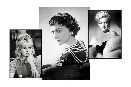 Меховая накидка Монро имногометровые бусы Шанель: 5 звезд прошлого, любимые аксессуары которых навсегда вошли висторию