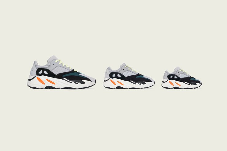 Мечта всех поколений: новая модель кроссовок отAdidas + Kanye West