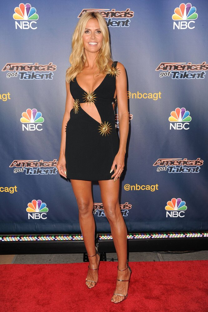 Хайди Клум, 2015, America's Got Talent