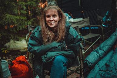 Дарья Мельникова освоих героинях, материнстве иновых ролях: «На  площадке съемочной находиться проще, чем наплощадке детской»