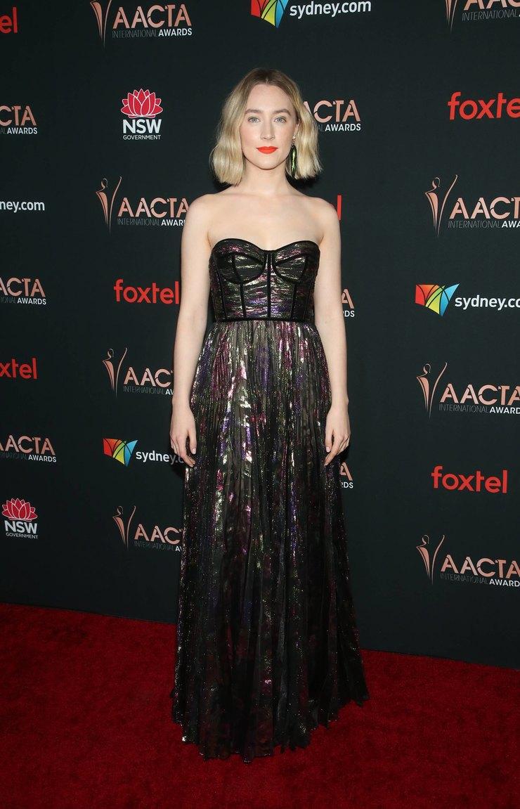 Сирша Ронан напремии AACTA вАвстралии 2020 год