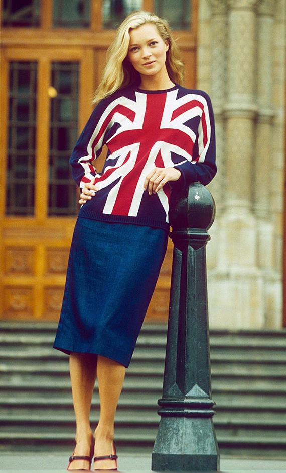 фото знаменитых моделей Кейт Мосс