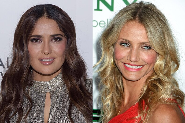 7 голливудских актрис, которые родили первого ребенка после 40 лет