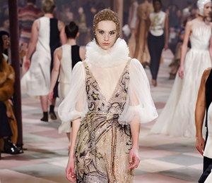 Прямая трансляция показа Christian Dior Haute Couture Осень-Зима 2019/2020