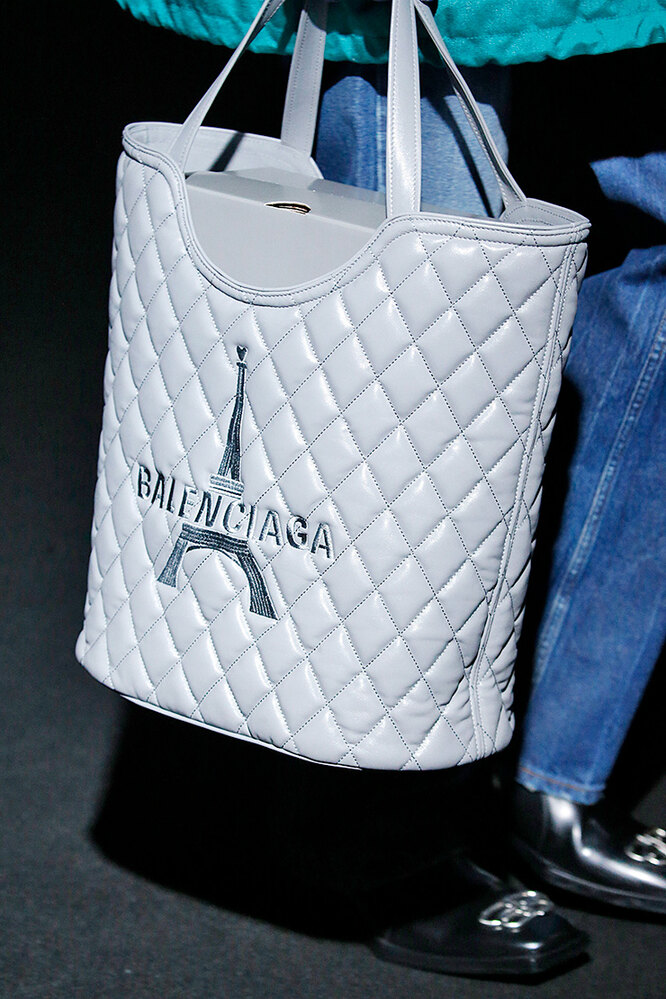 Balenciaga осень-зима 2020/21