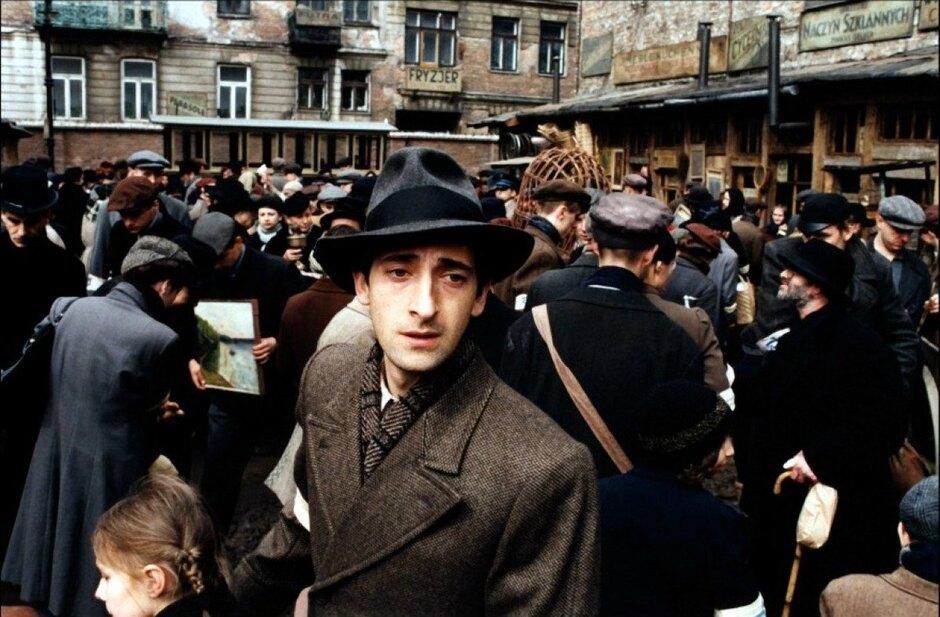 «Пианист» (2002), реж. Роман Полански