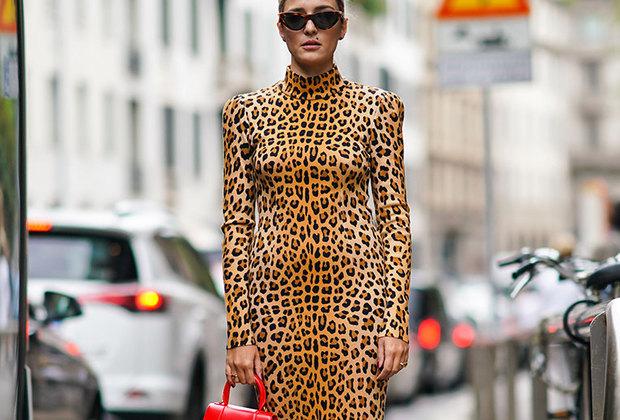 Хочу / могу: 10 самых эффектных леопардовых платьев налюбой кошелек