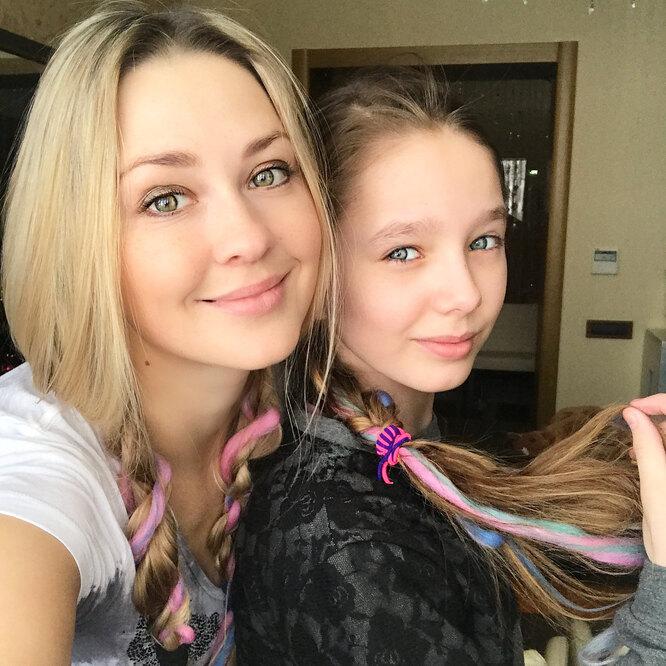 Ольга Алдонина и Вера Алдонина