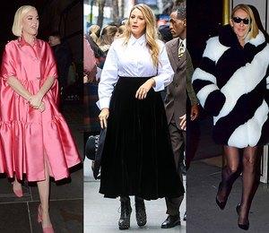Прямоугольник на ножках VS женщина-шар: как звезды портят свои фигуры неправильными нарядами