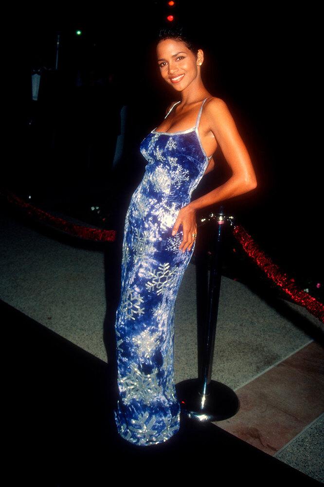 Холли Берри с1995 по 2000