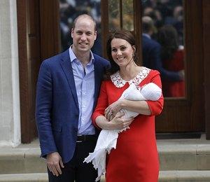 Принц Уильям рассказал, как прошли первые ночи с новорожденным сыном