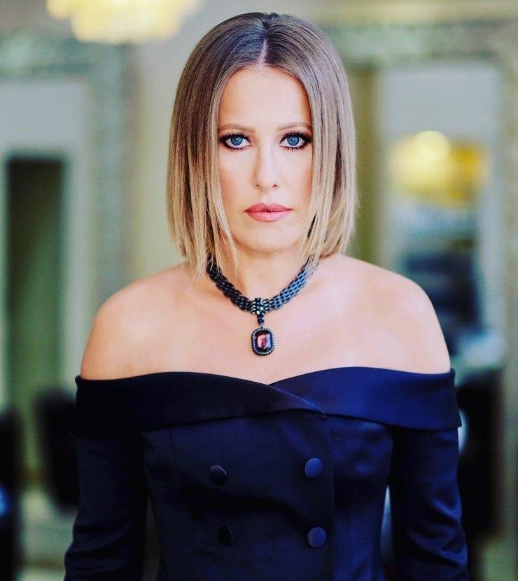 Ксения Собчак показала поклонникам снимок после посещения салона красоты