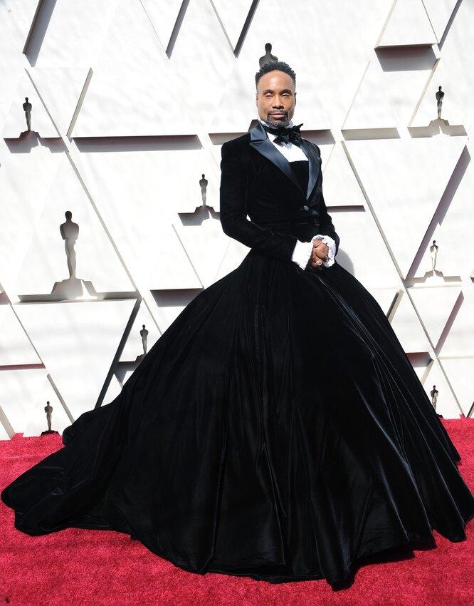 """Билли Портер в 2019 году на церемонии вручения премии """"Оскар"""""""