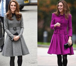 Этой зимой носим плотные колготки по-королевски — как Кейт Миддлтон