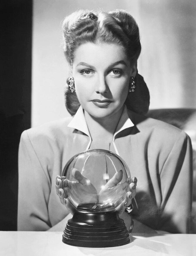 Энн Шеридан, 1940