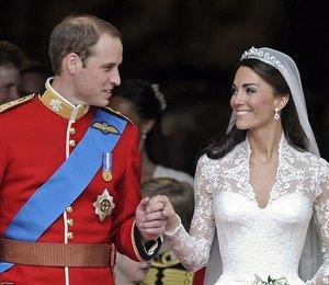 Невестам на заметку: свадебное платье, как у Кейт Миддлтон за 18 тысяч рублей
