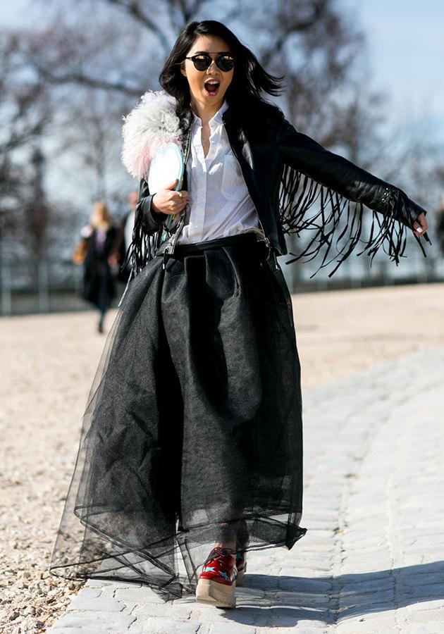 модные образы сбелой рубашкой