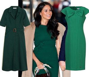 Ищем платье как у Меган Маркл: 7 вариантов до 12 тысяч рублей