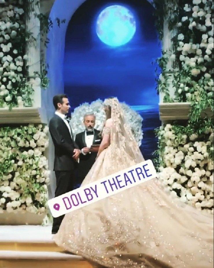 Свадьба Гаспара иЛолиты