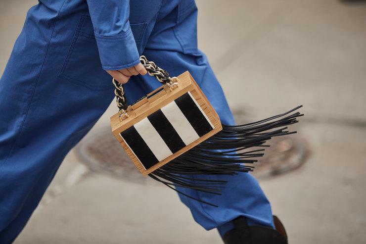 Черно-белый трюк: как носят классику наНеделе моды вНью-Йорке