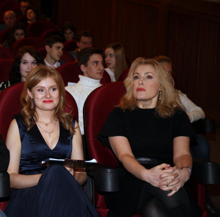 Анна Трегубенко иМария Шукшина