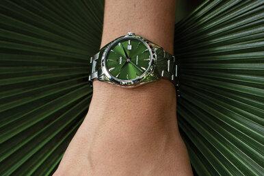 Перешли назеленый: часы, которые подойдут всем