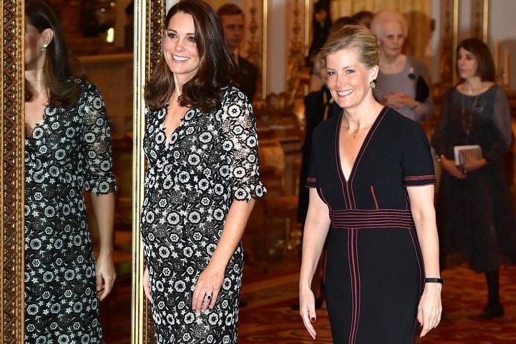 Кейт Миддлтон покупает одежду супруга младшего сына Елизаветы II