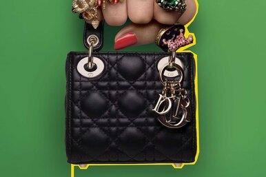 Dior выпустили сумки, которые стоят целое состояние. Но вних поместится только помада