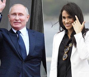 За какое звание боролись Владимир Путин и Меган Маркл?