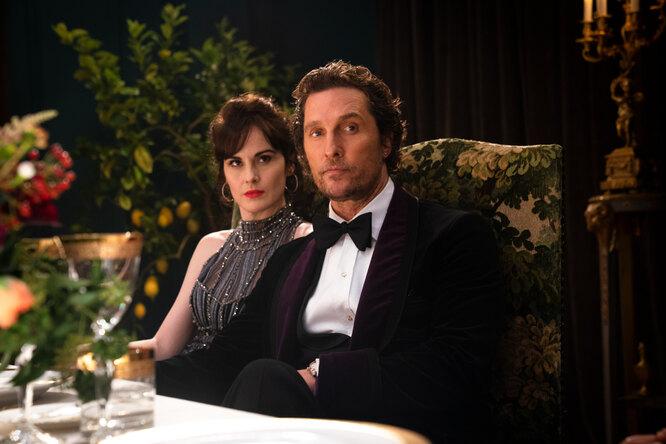 Кадр из фильма «Джентельмены»