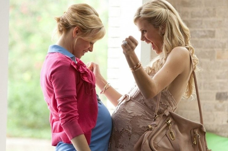 Бриллиантовое колье, винный уксус идругие причуды беременных звезд