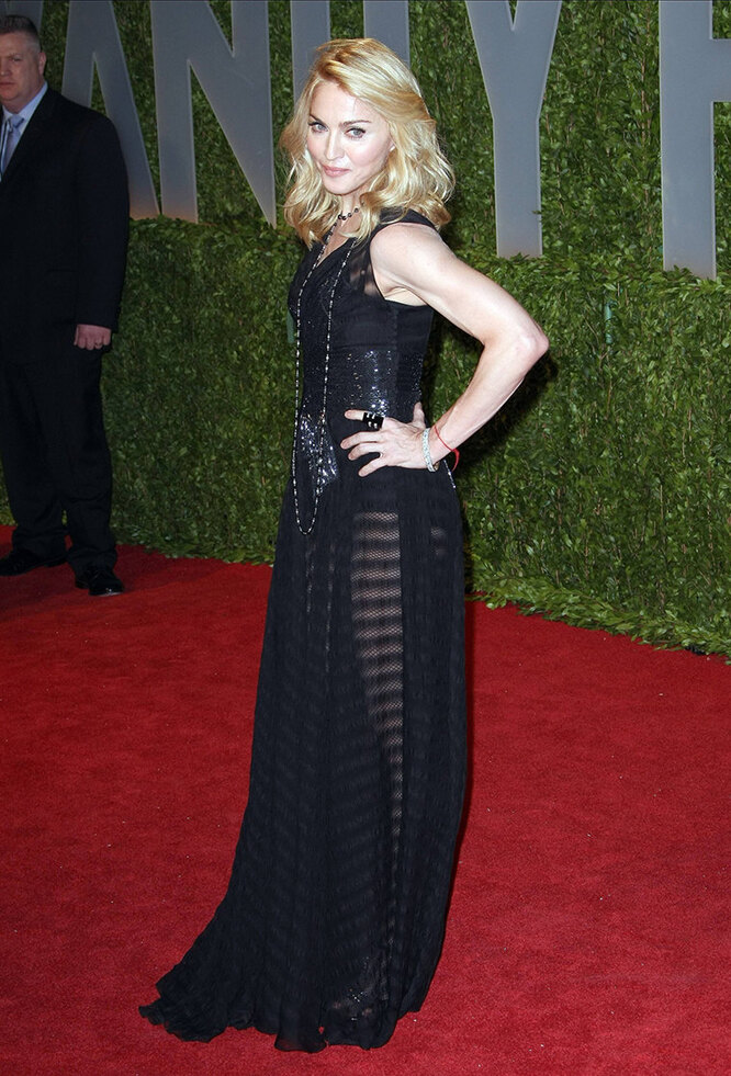 Мадонна в 2009 году