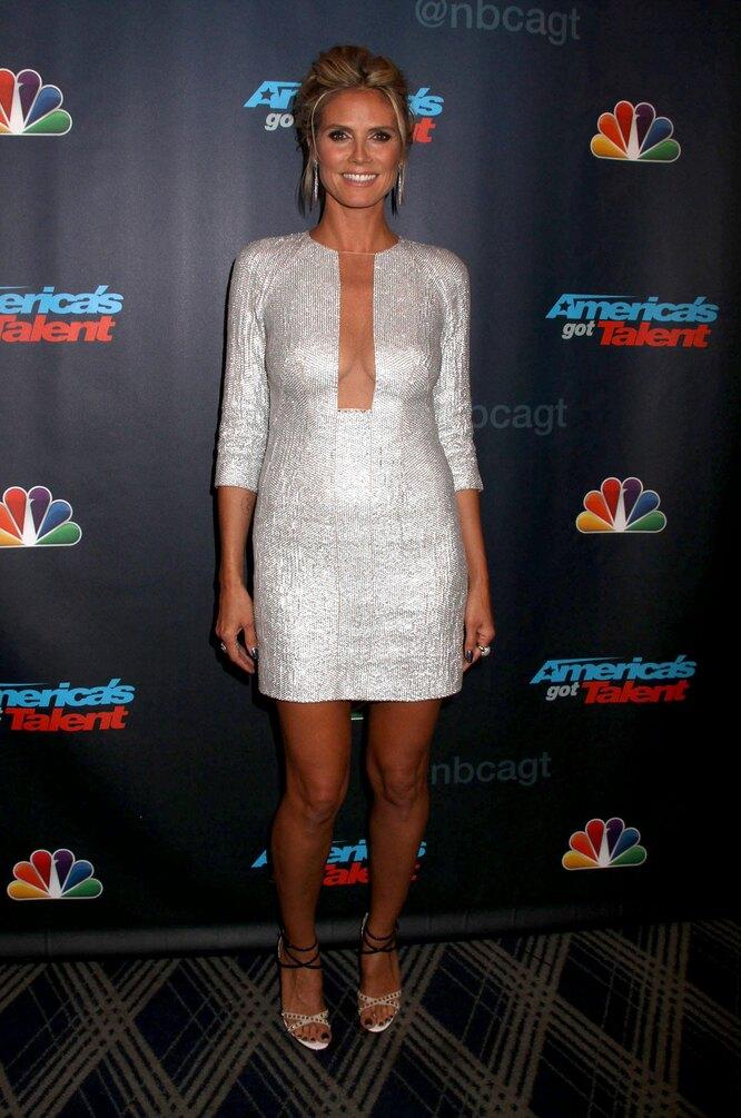 Хайди Клум, 2013, America's Got Talent