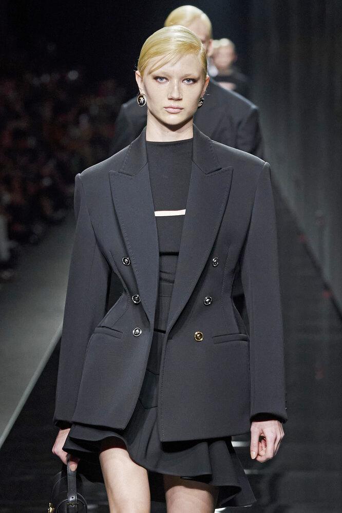 Versace осень-зима 2020/21