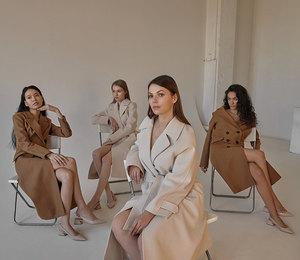 Московский бренд All We Need представляет: пальто, которые всегда кстати