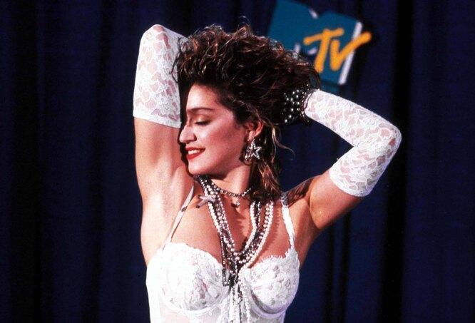 Мадонна в 1984 году