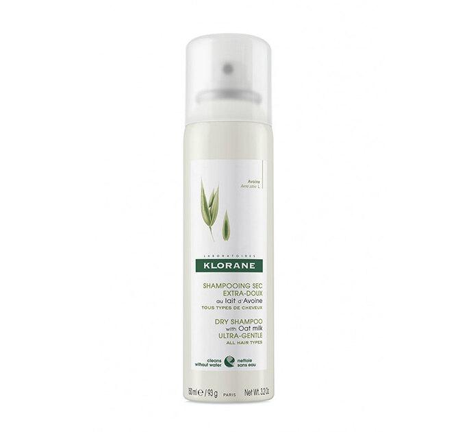 Сухой шампунь для всех типов волос Dry Shampoo Ultra-Gentle, Klorane