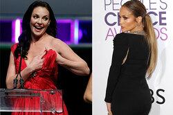 Неловко получилось: Анджелина Джоли иеще 7 звезд, чьи наряды порвались всамый неподходящий момент