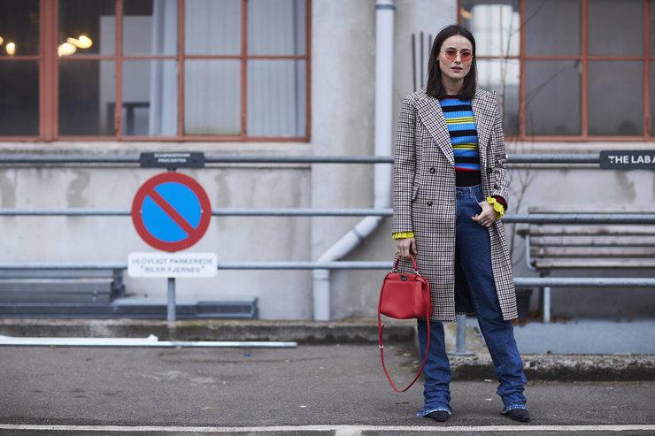 Скучно небудет: фэшн-блогеры показывают, как небанально носить джинсы осенью