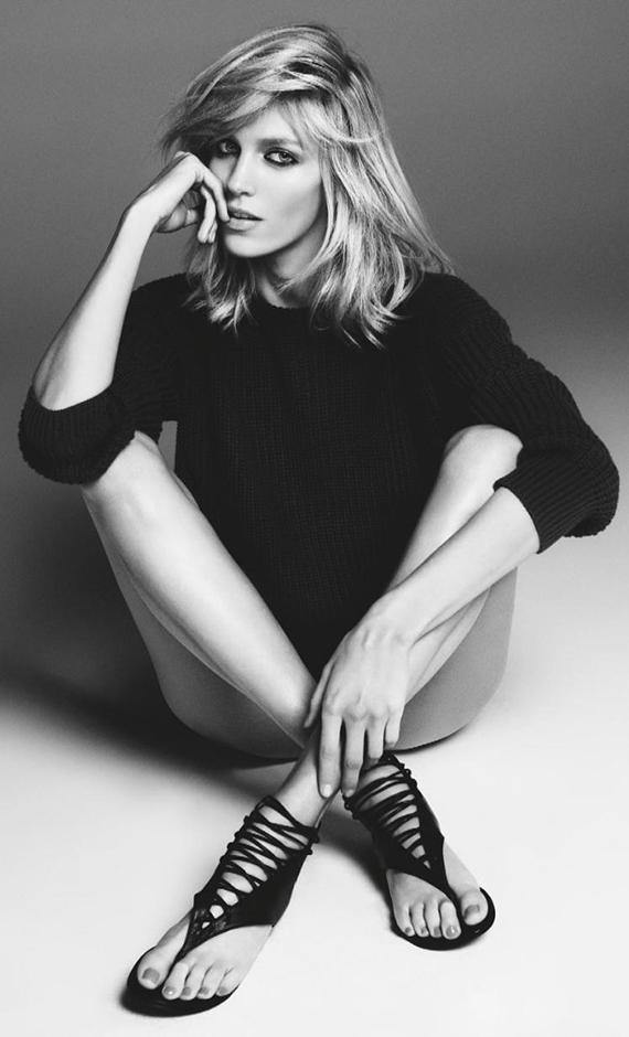 фото знаменитых моделей Аня Рубик