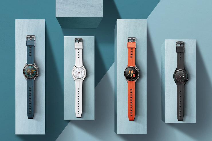 Смарт-часы, которые работают 2 недели беззарядки — новая реальность отHuawei