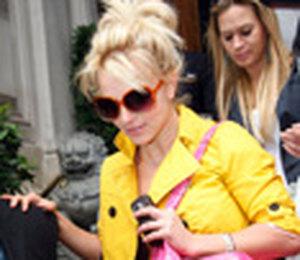 Бритни Спирс осталась без мобильного