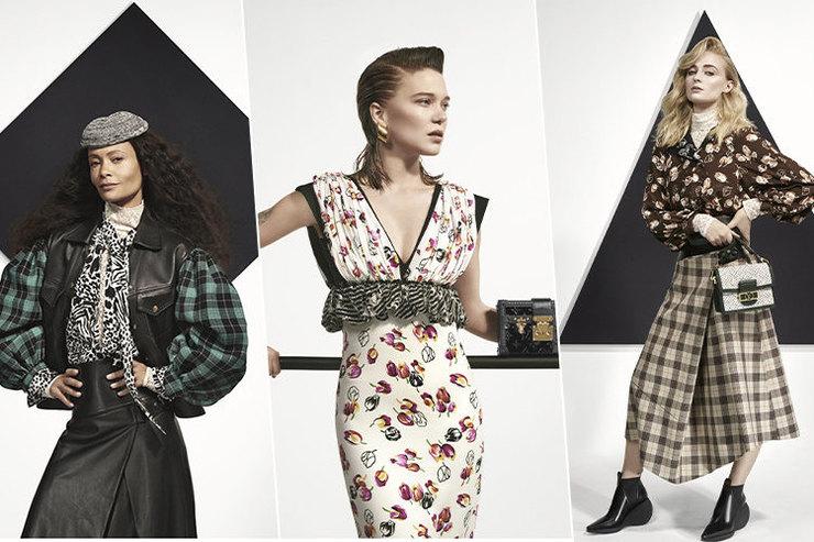 Все звезды: лукбук Louis Vuitton Pre-Fall 2019