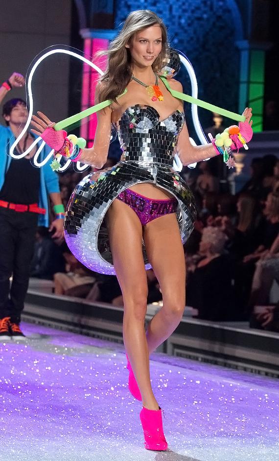 фото знаменитых моделей Карли Клосс