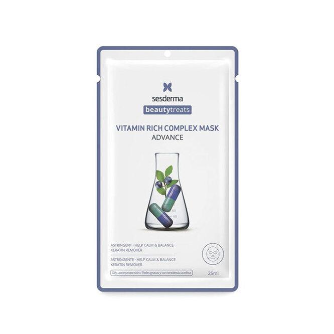 Beautytreats Vitamin Rich Complex Mask, Sesderma