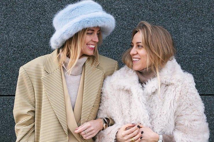 Как одеваться тепло иудобно: лучшие примеры отмодниц изСкандинавии